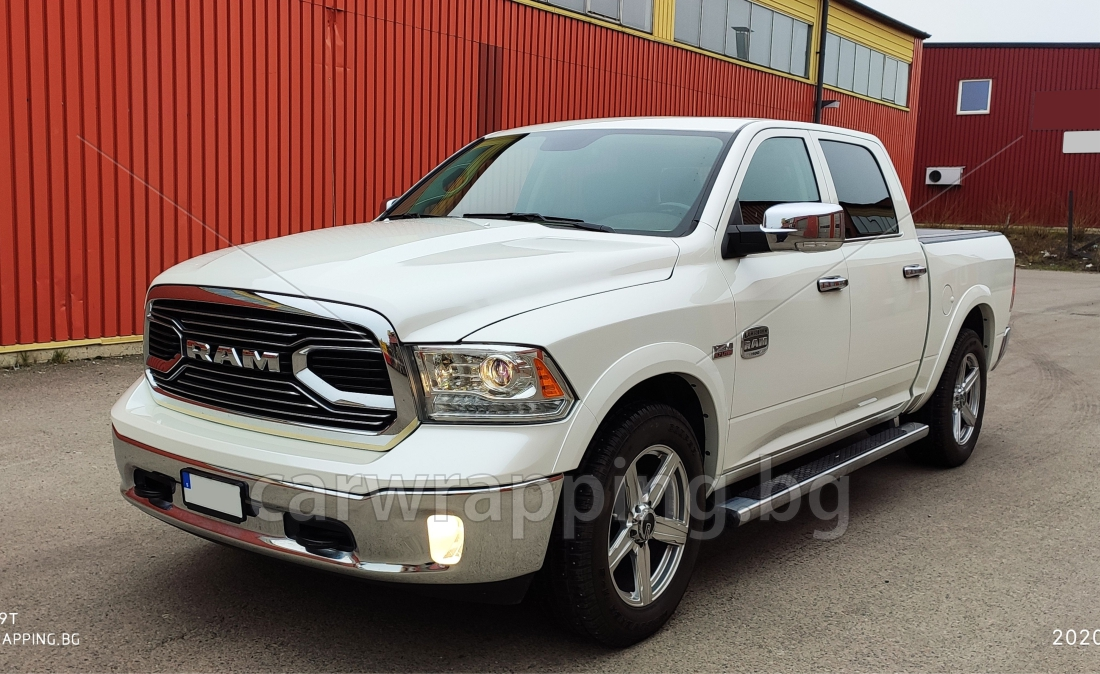 Dodge RAM 1500 Laramie LongHorn - 3