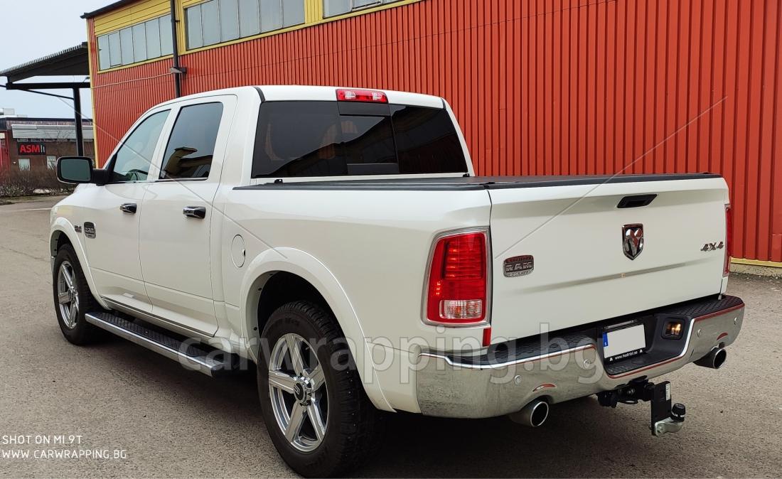 Dodge RAM 1500 Laramie LongHorn - 5